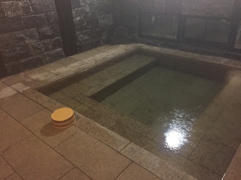 ミストサウナ風呂はかつてない体験