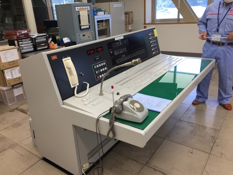 手取川ダム警報システム