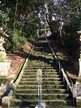 176段の階段