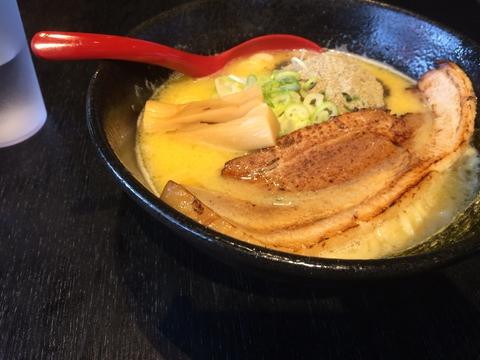黄色いスープ