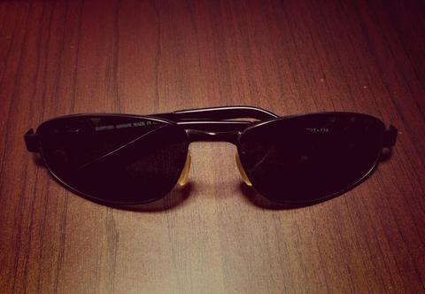 形見のサングラス