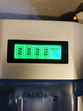 専用充電器は自動停止するので便利
