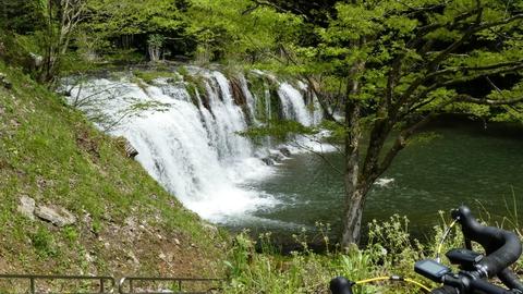 宮島峡二の滝