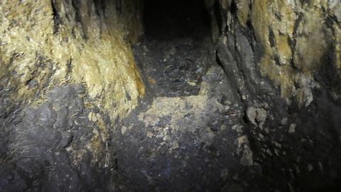 青龍洞方向5000年前の階段も?