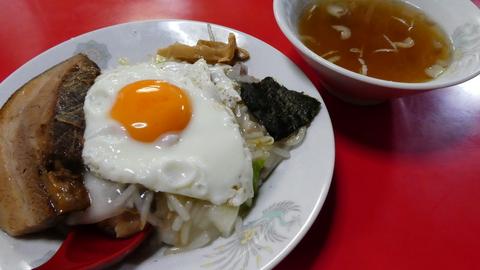 名物中華丼