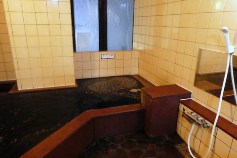 こちらは標準の浴室
