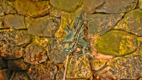 竜の口から湧き出る霊水 α55 TamronXRDI2 HDRFXStudio