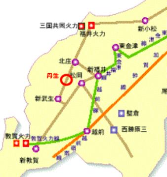 福井県系統図154k以上