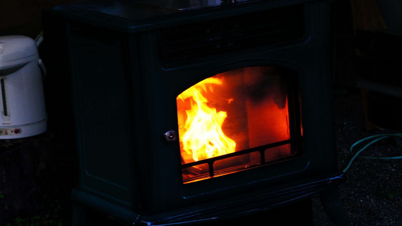 暖炉屋さんが現在のオーナー