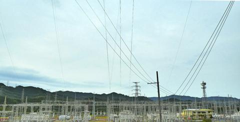 関西電力 北大阪変電所