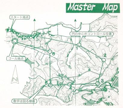 マスターマップの例