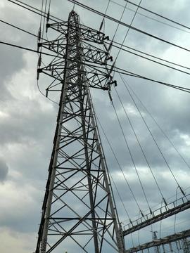 能美川北線17番 最終鉄塔
