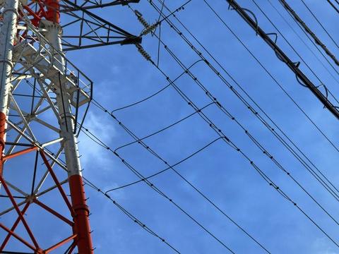鶴来第1線は1回線。ジャンパーで折り返して工場へ?
