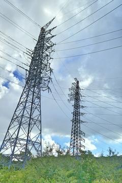 双方送電線で接続(クリックで拡大)