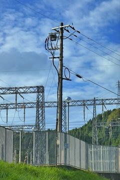 配電用電柱