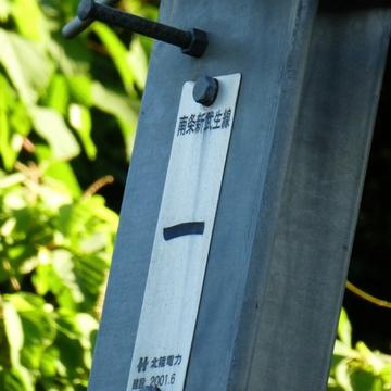 南条新武生線1番 2001年6月