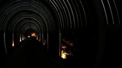 現在ではトンネルが掘られ陸路からでも辿り着ける