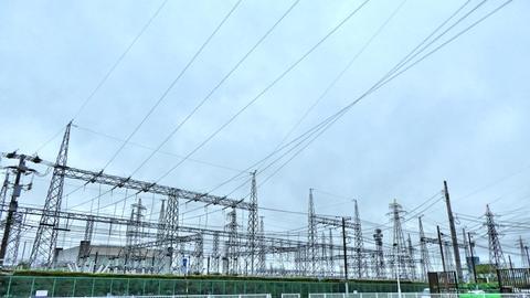 北陸電力 松岡変電所/関西電力 松岡保線所