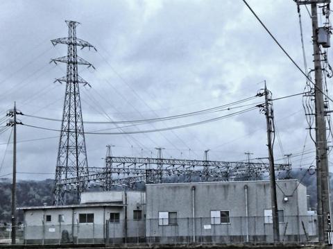 北陸電力 東郷変電所