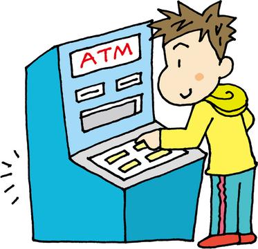 ATMでカードローン返済エラー