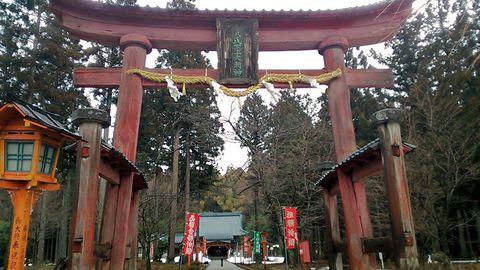 賀茂神社 入り口