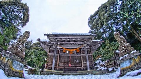 沢 春日神社