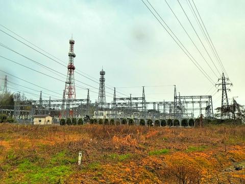 新小松変電所154kvブロック